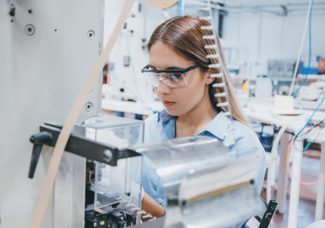 lab-worker